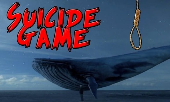 What is the Blue Whale suicide game challenge