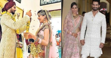 Most Surprising Bollywood Celeb's Wedding Photographs