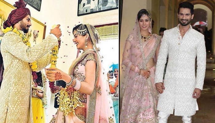 Most Surprising Bollywood Celeb's Wedding Photographs