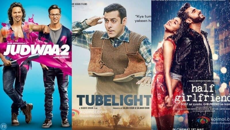 Top 10 Bollywood Hindi Songs 2017 In India