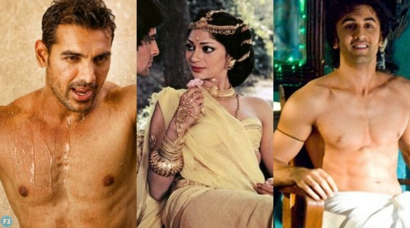 Bollywood Nude Celebs Who Went FULLY NAKED On Cameras