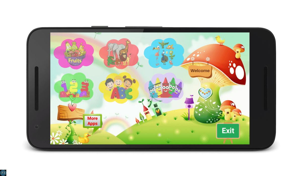 The Toddler Preschool Learning App For Children's