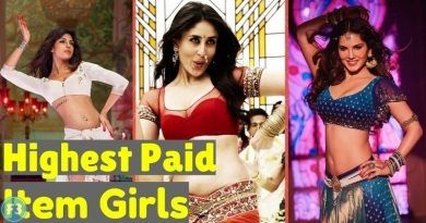 Bollywood Actresses Charge For Item Numbers