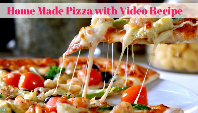 pizza video recipe