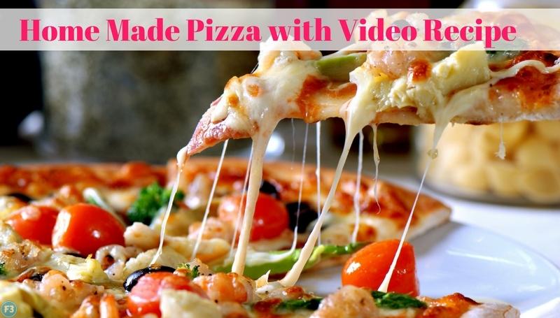 pizza video recipe