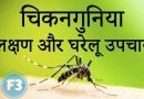 Chikungunya – चिकनगुनिया में कैसे रखे अपनों का ध्यान