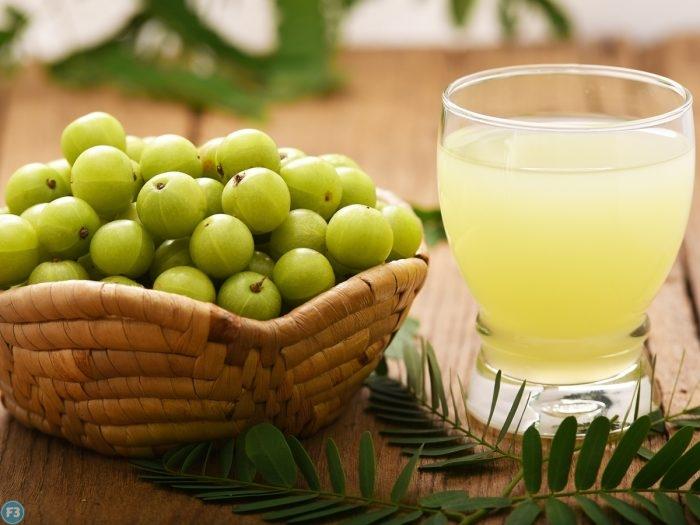 Amla juice benefits