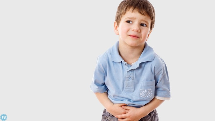 Stomach worms for kids
