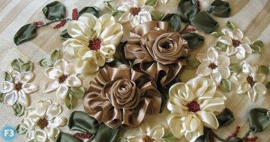 Ribbon art & craft