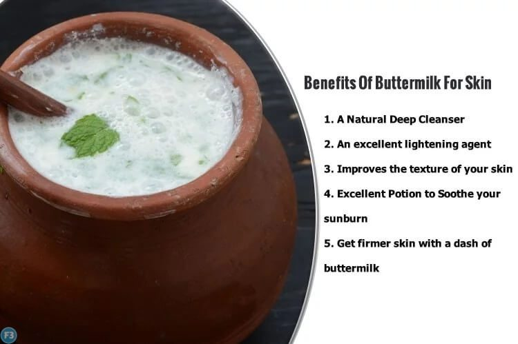 Buttermilk Benefits