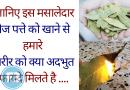 Tej Patta Benefits आइये जाने तेज पत्ता के अदभुत फायदे