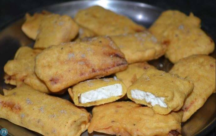 falahari paneer pakoda recipe