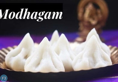 How to make Ganesha's favourite Modak Recipe sweet(Steamed Preparation)