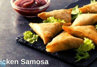 Chicken Samosa – Crispy Samosas