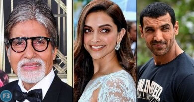 Bollywood Celebrities Who Don't Drink And Smoke In Real Life