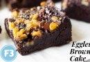 ब्राउनी – Eggless Brownie Recipe in Cooker