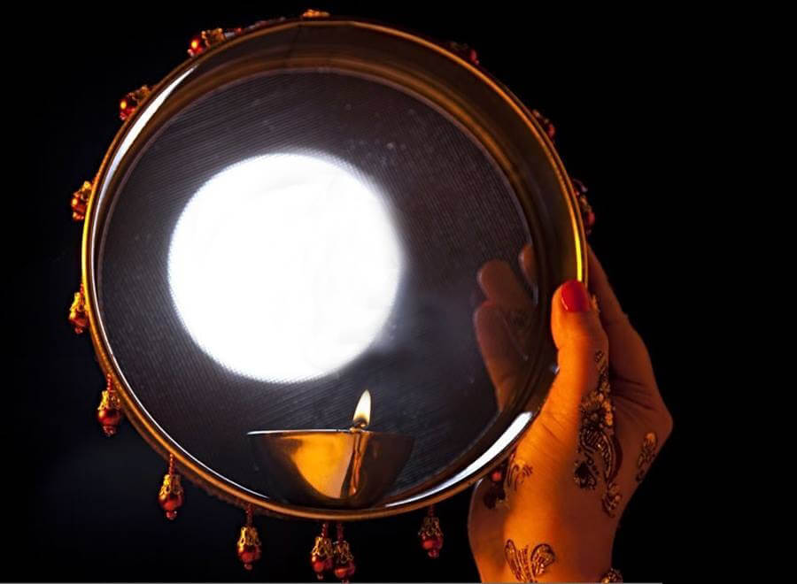 This image has an empty alt attribute; its file name is Karva-Chauth-seeing-moon-HD-Free-wallpapers.jpg